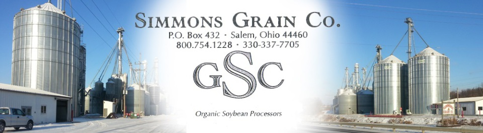 Simmons Grain Company - Organics